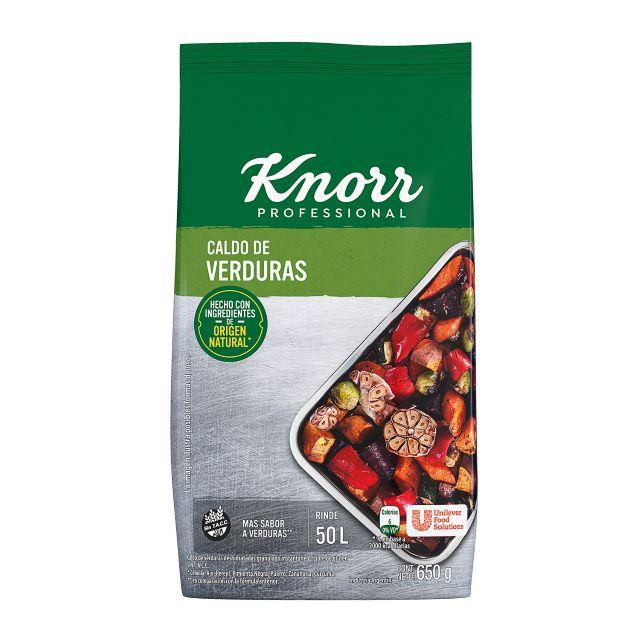 Caldo Granulado Sabor Verdura Knorr 6x650G -