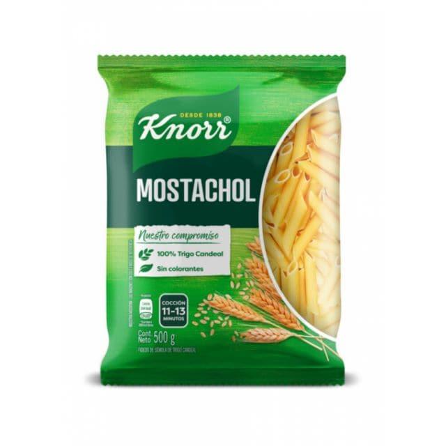 Fideos Mostachol Knorr 500G -