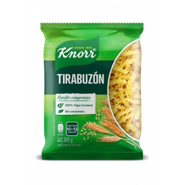 Fideos Tirabuzon Knorr 15x500G